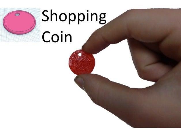 coin shopping venture 3d