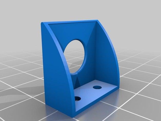 filament guide v1 3d prin