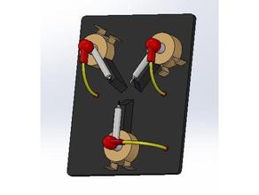 delorean flux capacitor props back future capacitor delorean flux capacitor