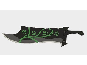 league legends riven's sword costume 3d printing awesome cool cosplay cosplay accessory cosplay prop cosplay weapon fun games geek geeky league legends lol nerd nerdy riven's sword strategy game