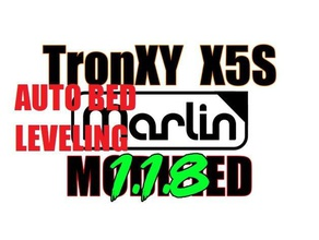 tronxy x5s auto bed level marlin 118 firmware 3d printing autobed level auto bed leveling bilinear firmware marlin 118 tronxy marlinfw marlin firmware tronxy firmware tronxy x5s tronxy x5s marlin tronxy x5s firmware