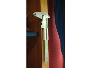 universal caliper hanger tool holders & boxes caliper caliper mitutoyo calipers caliper bracket caliper holder mitutoyo muur schuifmaat schuifmaat houder wall wall mount