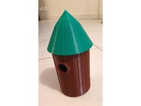 nesting box tit outdoor & garden birdhouse garden nest nesting nesting box