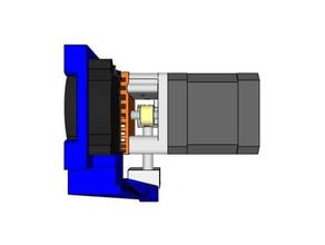 support blower mk8 - soporte fan extrusor mk8 3d printer accessories blower extruder fan fan 12v fan duct fan extruder mk8 mk8 extruder soporte soporte blower soporte fan soporte mk8 soporte ventilador support support blower support fan support mk8 ventilador