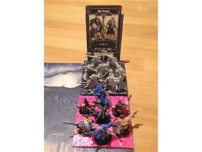 la guardia titular de la enorme oscuridad zombicide la peste negra juegos boardgame juegos de mesa enorme oscuridad zombicide zombicide titular