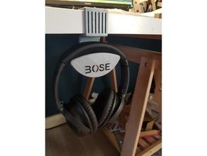 bose qc35ii holder 3d printing bose bosebuild bose headphone bose qc35 bose support headphone holder holder