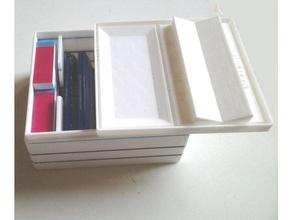 smoking box maxi 3d printing canabis container ganja smoke smoking weed