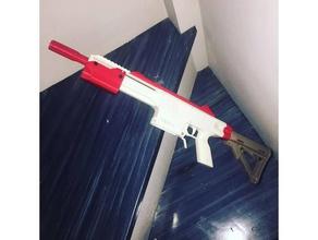 blasterforge micro v17 toys & games blaster blasterforge micro nerf plunger retaliator