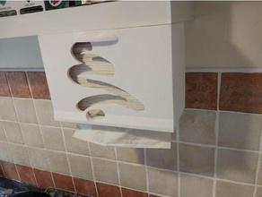kitchen paper towels dispenser box kitchen & dining folded paper kitchen papertowel paper towel dispenser paper towel holder towel holder towel rack