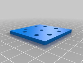 snapmaker spacer z axis printing glas 3d printer parts glas glass snapmaker snapmaker accessory spacer