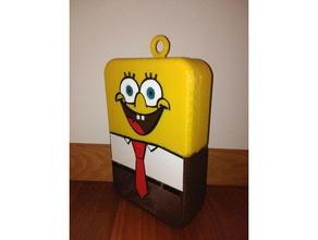 sponge bob mask chemobox-kimiobox - m scara bob esponja para chemobox-kimiobox bob esponja chemo-box chemobox chemo box kimiobox spongebob sponge bob