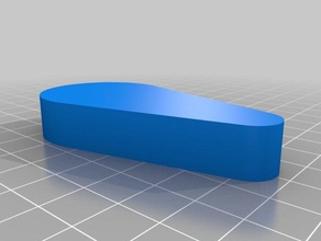 pie shaped piece curved wedge 3d printer parts curved wedge pie pie shape pie shaped pie slice