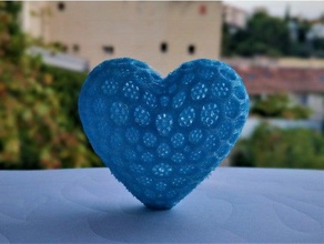 voronoi heart collection accessories collection heart mothers day voronoi