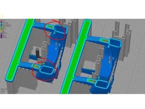 repaired fang ezabl led bar cr-10 ender 2 3d printer parts 40mm fan cr-10 cr10 creality creality cr-10 creality cr-10s creality cr-10 s4 creality cr10 creality ender 2 ender 2 fang fang fan hotend cooling