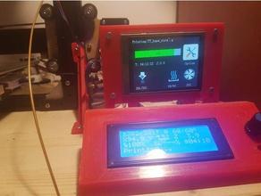 mks tft v30 case 3d printer accessories lcd case lcd tft32 case mks tft mks tft32 mks tft 32 tft32-case tft32 v3 tft32 v3 case tft screen