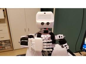 mechanical robot hand designed ez robot jd robotics ez-b ez-robot ez-robot jd ez robot mechanical hand robot robot finger