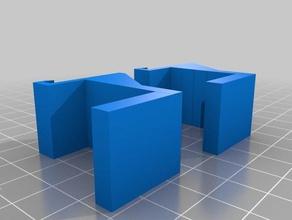 m3d micro fan mount 3d printer accessories m3d m3d micro m3d micro plus