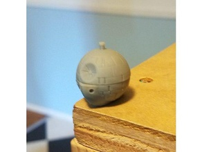 death star benchie 3d-Druck-tests benchie death star