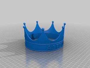 myaj crown customized cusotom crown costume customized