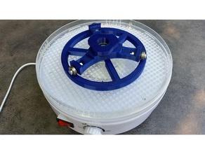 filament dryer dehydrator spool roller spool holder 3d printer accessories dehydrator dryer filament dehydrator filament dryer filament roller filament spool holder horizontal roller spool roller