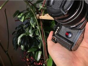 olympus om-system-Kamera-Griff 1 Kamera