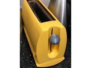 toaster knob - palanca tostadora - rowenta tp 515 - tp 015 replacement parts boton knob palanca pieza reemplazo reemplazo taburete replacement replacement knob replacement part replacement parts rowenta toaster tostadora