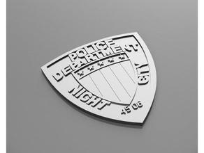 cyberpunk 2077 police badge games 2077 badge cyberpunk cyberpunk 2077 fbi id badge law enforcement police police badge security