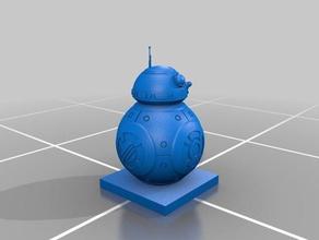 bb8 statue 3d printing bb8 bb8 droid droid starwars star wars