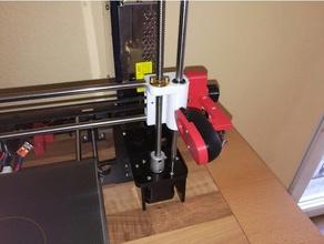 logitech c270 camera mount x-axis belt tensioner made 3d printer accessories anet a8 c270 c270 mount camera mount logitech c270 mount webcam x belt tensioner