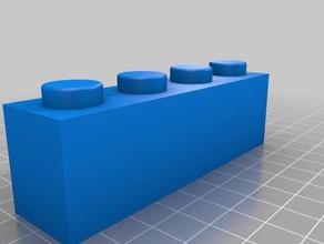 lego 3010 1x4 brick scaled x3 toys & games 1x4 3010 block brick lego lego brick lego brick 1x4