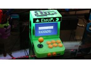 emupi retropie mini arcade cabinet v2 electronics arcade arcade cabinet desktop arcade diy arcade mini arcade retro retropie retropie retro arcade