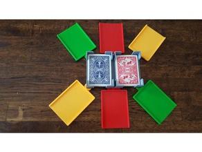Kartenspiel-Halter - hand-Fuß-canasta Spielzeug & Spiele