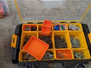 dewalt tough system organizer nested cups tool holders & boxes cup dewalt divider nested nesting storage system tool tough tough system