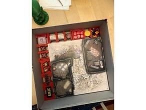 zombicide peste negra token organizador juguetes y accesorios de juego de almacenamiento zombicide zombicide titular