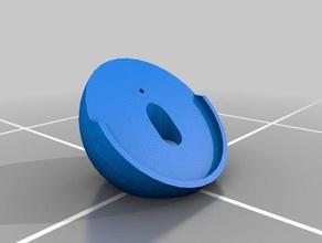 arlo camera 45deg ball mount adapter 3d printing adapter arlo camera adapter camera mount mount security camera mount wall mount