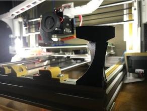 am8 light bar 3d printer parts am8 am8 bracket am8 mount am8 upgrade am8 v-slot anet am8 led leds led holder led mount