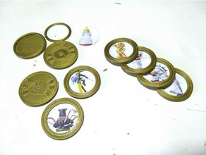 amiibo coin toy & game accessories 25mm amiibo amiibo tags nfc nfc holder nfc tag nfc tags nintendo nintendo amiibo ntag215 tags xdr4g0nx
