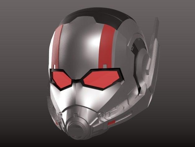 ant-man helmet 2018 versi