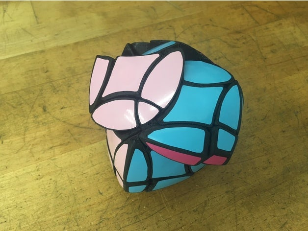 helicoptrahedron puzzle p