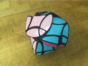 helicoptrahedron puzzle puzzles cube dodecahedron helicopter cube helicoptrahedron hexahedron karate lobster puzzle rhombic dodecahedron rubik rubiks cube rubric ryan beam tetrahedron