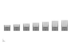 moser hair clipper attachments diy hair hair clipper hair clippers moser slide-on attachment