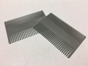double sided comb credit card size household comb credit card comb double sided comb mini comb small comb