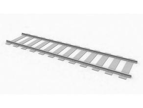 rail road 32mm s a scala di calibro oggetti di scena la ferrovia warhammer warmachine