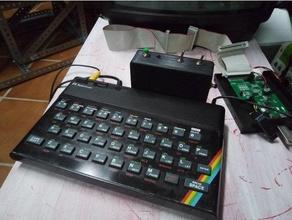 box transtape 3 zx spectrum interface clone computer box interface zx spectrum