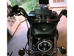 iphone 8 plus bumper case Motorrad LENKER mount automotive harley davidson harley iphone iphone Halterung