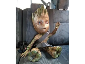 giant waving happy baby groot scans replicas big death groot do not want extra galaxy guardians large no more groot1