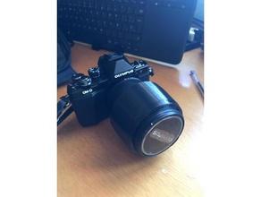 olympus 40-150 Objektiv-Haube Kamera mzuiko microfourthirds olympus digital omd