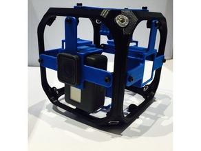 uluslararası gençlik Parlamentosu vr 360&deg kafes 6x yüksek kahraman kahraman kahraman kahraman 3 4 5 5 Oturum kamera actioncam aksiyon kamerası kamera monte edin küp sanal gerçeklik