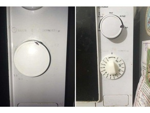 microwave timer dial kitchen dining graetz microwave knobs microwave oven