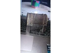 elder scrolls strongbox 3d printing morrowind oblivion skyrim skyrim item tes tes iii tes iv